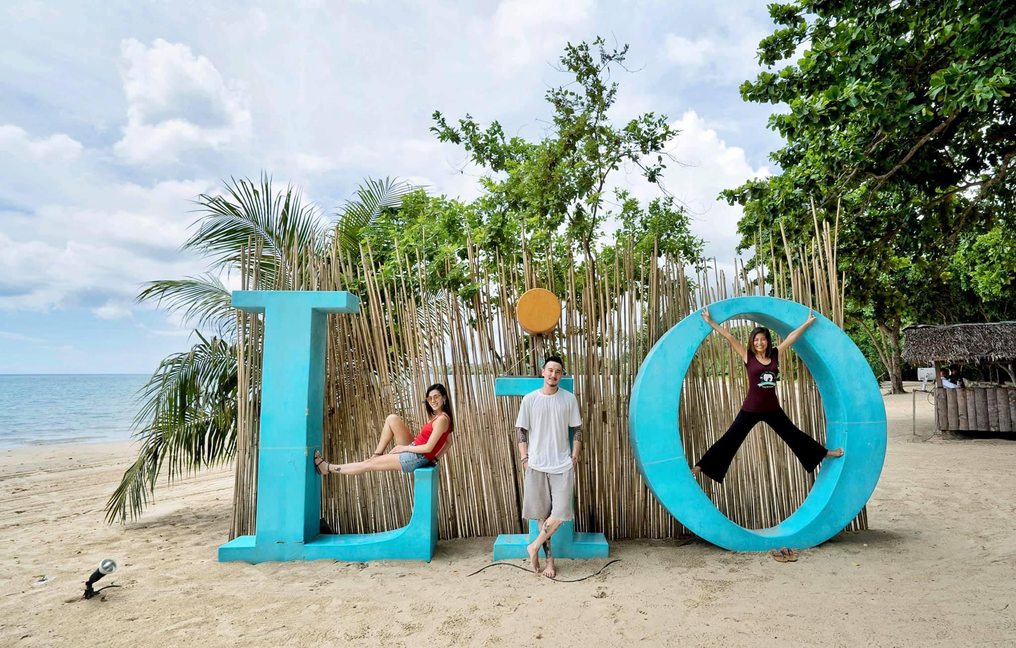 愛妮島夢幻沙灘 Lio Beach