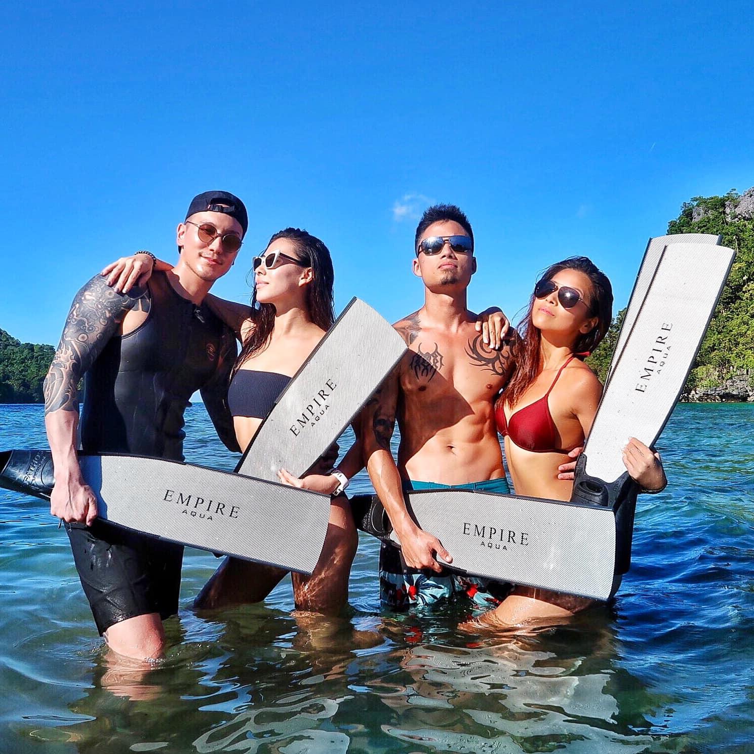愛妮島自由潛水推存景點