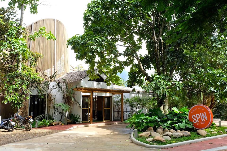 終於千呼萬喚始出來,愛尼島旅館的推薦口袋名單,SPIN Hostel!