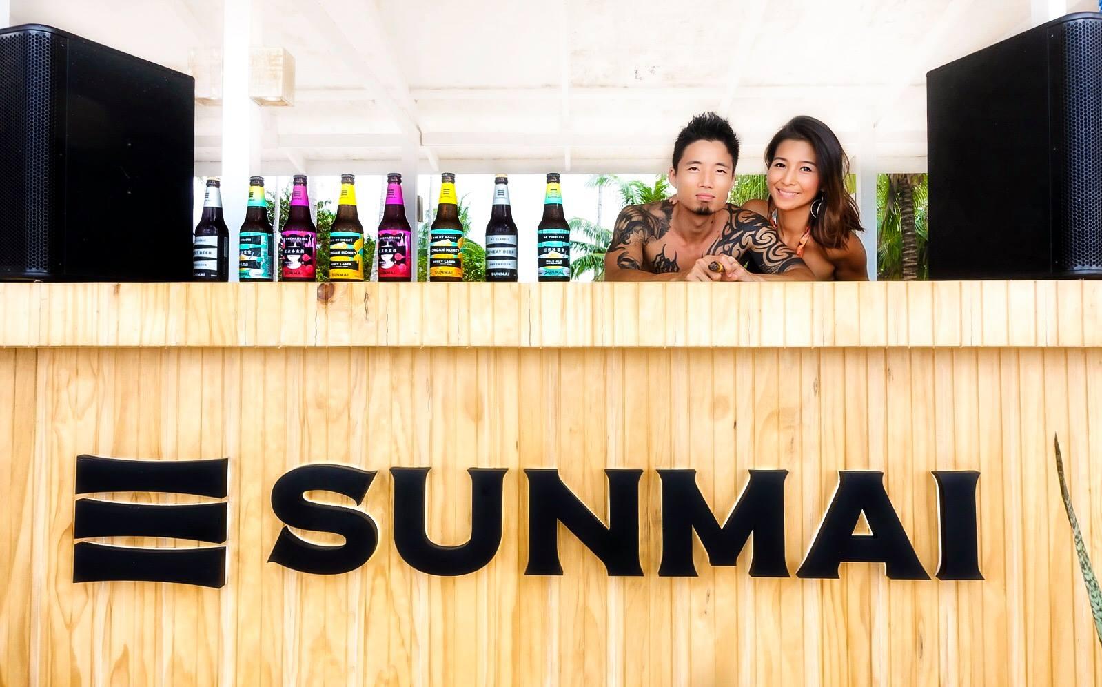 Nacpan SUNMAI Beach Bar
