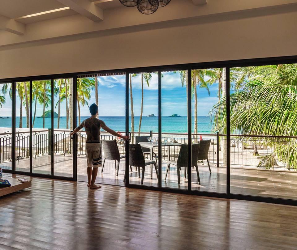 愛妮島優質住宿推薦:我們海灘的家
