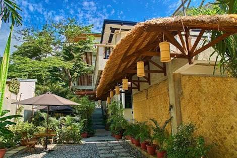 愛妮島優質住宿推薦:Amakan