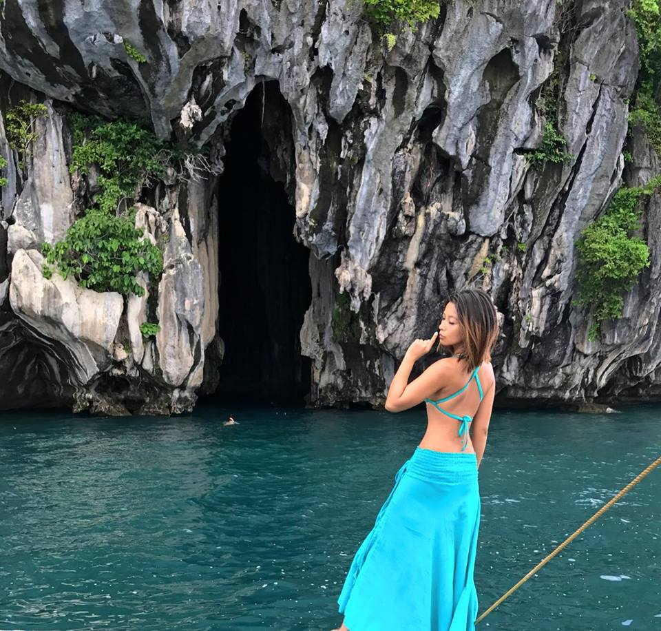 愛妮島私房景點:Cathedral Cave