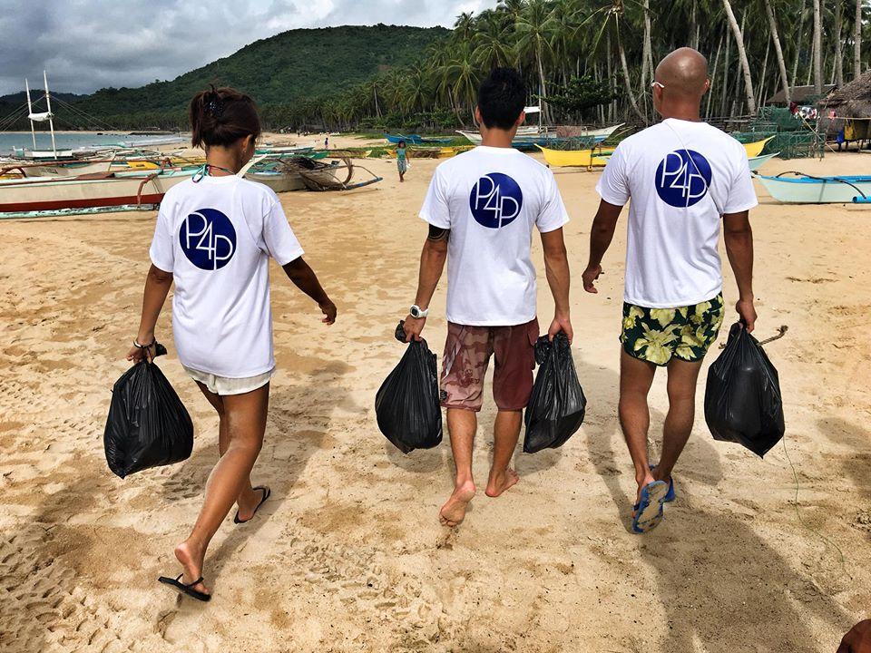 永續保育愛妮島:Nacpan beach 淨灘
