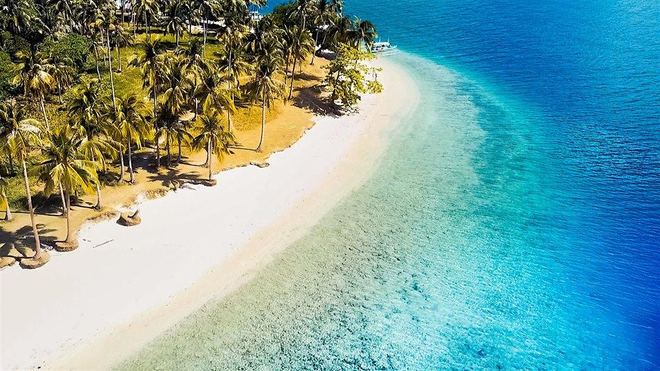 愛妮島景點推薦:Pinagbuyutan island