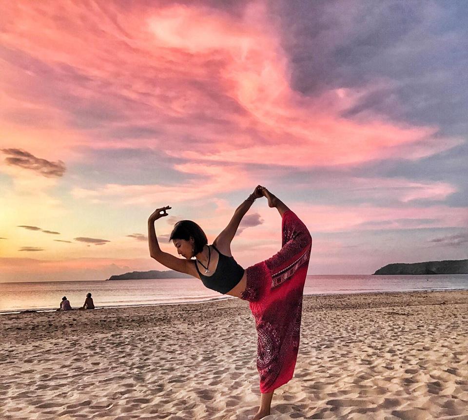 愛妮島休閒娛樂:YOGA瑜珈
