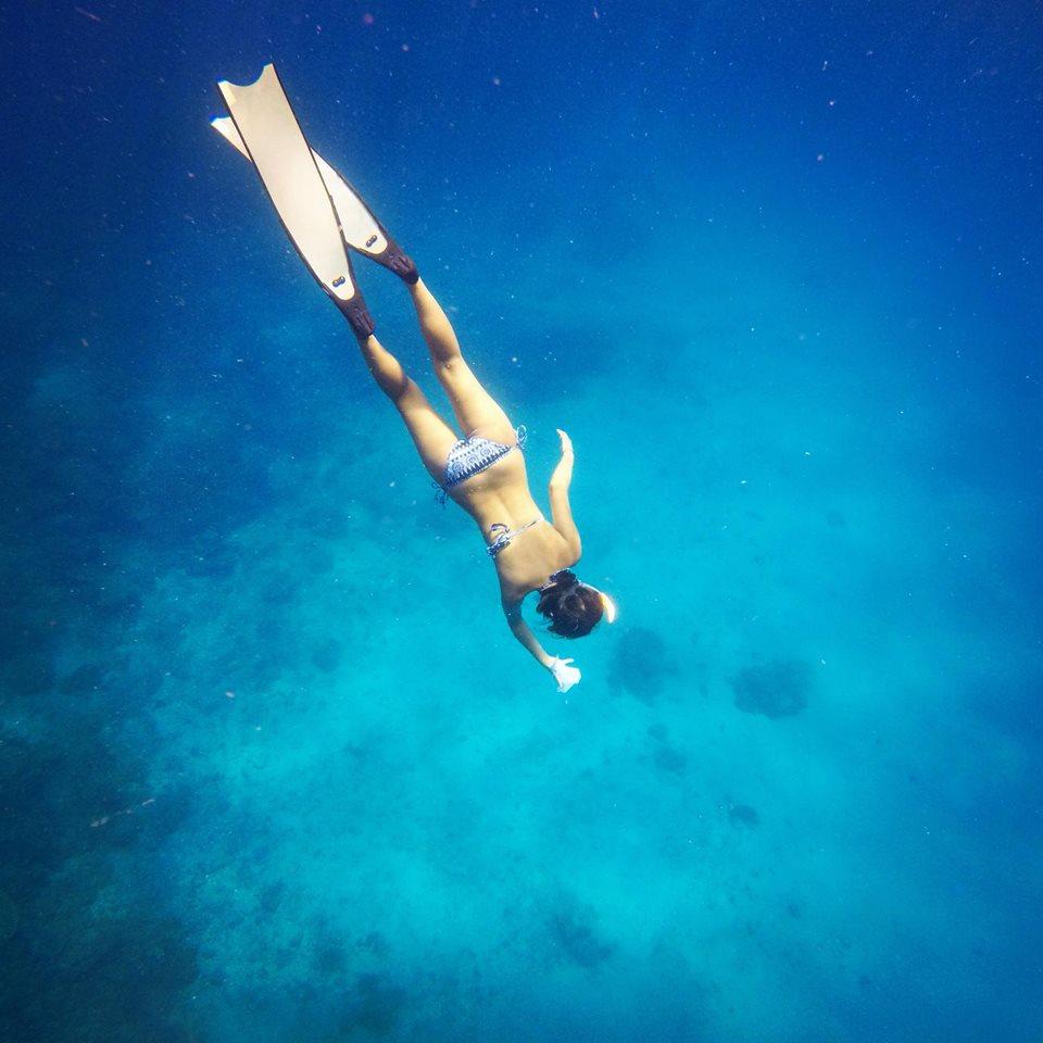 永續保育愛妮島:海中垃圾