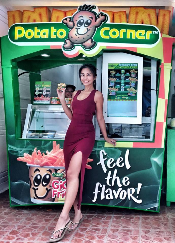愛妮島美食專欄:菲律賓的超人氣薯條PotatoCorner