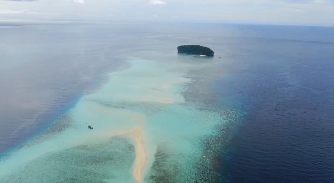 世界海洋的盡頭:四王群島 Raja Ampat