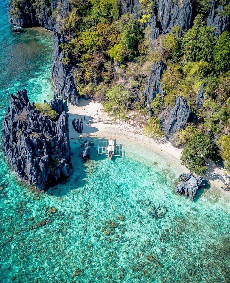 跳島玩翻愛妮島《A》•Payong Payong Beach•