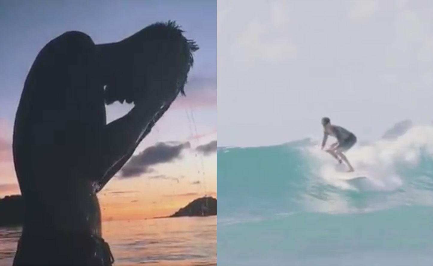 夢幻夫妻檔「王陽明與蔡詩蕓」,即將要首次公開播放最真實最撼動人心的「EL NIDO 愛妮島夢幻旅遊紀錄」!