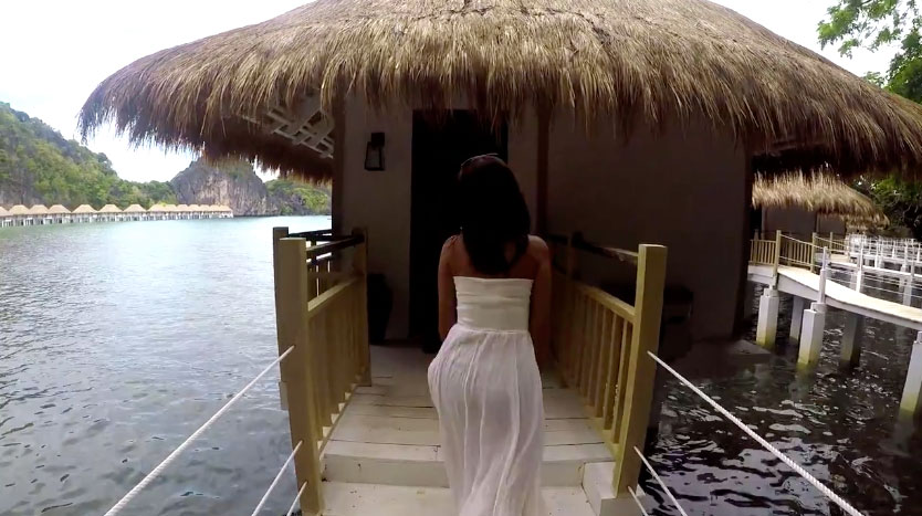 愛妮島優質住宿推薦:Apulit resorts 阿普利